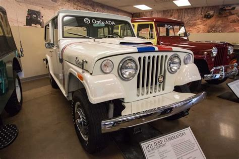 jeep commando hurst vehicles of the jeep heritage museum expedition portal