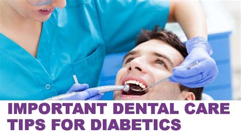Care Tips 1 by Important Dental Care Tips For Diabetics