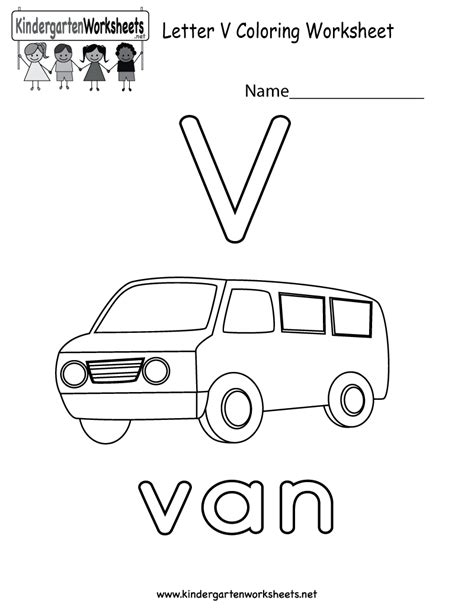 letter v coloring pages preschool free printable letter v coloring worksheet for kindergarten