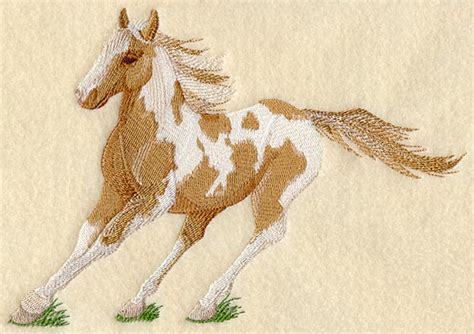 embroidery design horse paint horse embroidery design 171 embroidery origami
