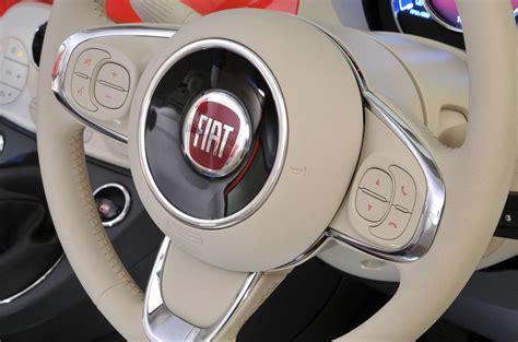 volante fiat 500 lounge fiat 500 review autocar