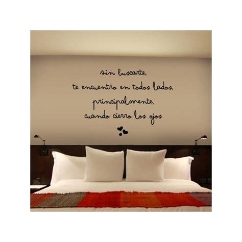 vinilos frases pared vinilo decorativo de texto con frase sobre el amor