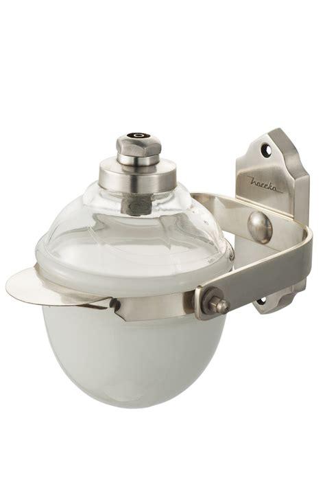 wall mount soap dispenser haceka vintage 1170897 soap dispenser wall mount steel new ebay