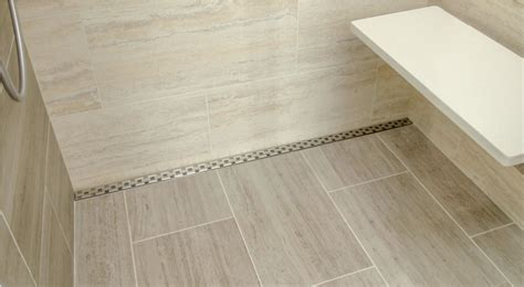 Shower Linear Drain linear drain shower you can install the homy design