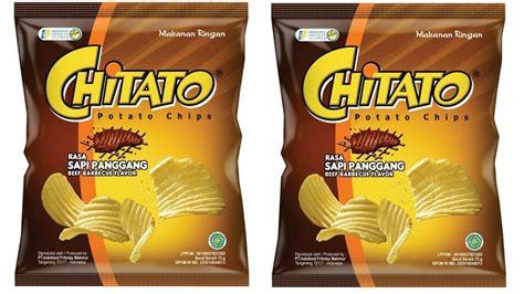 chitato big sapi panggang 168g chitato sapi panggang beef barbeque 75gr paket isi 2