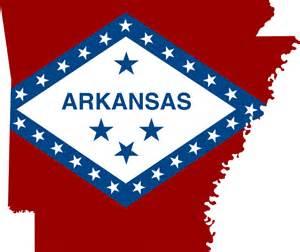 of arkansas colors file flag map of arkansas svg
