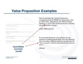 how to develop a value proposition that sells