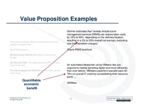 value proposition template how to develop a value proposition that sells