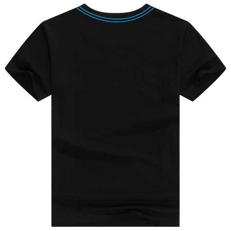 kaos polos katun pria o neck size s 81402b t shirt