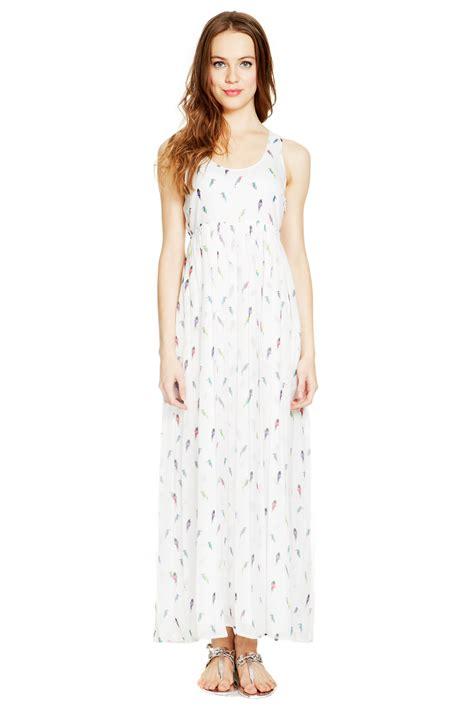 Sunita Maxi minkoff sunita dress in white lyst