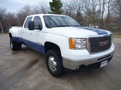 how make cars 2007 gmc sierra 3500 transmission control sell used 2007 gmc sierra 3500 crew cab duramax diesel 4x4 slt navigation 2008 silverado in