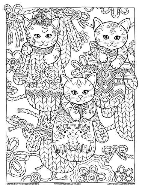 Color Creatives Coloring Book