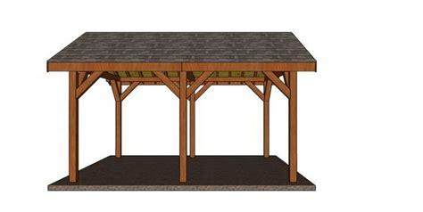 backyard pavilion  diy pavilion