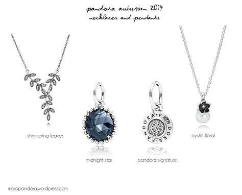 preview pandora autumn fall 2014 jewellery with pricing