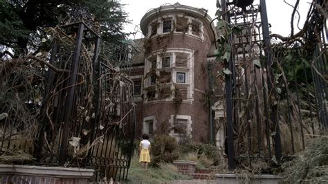 this created a haunted house so scary it requires a