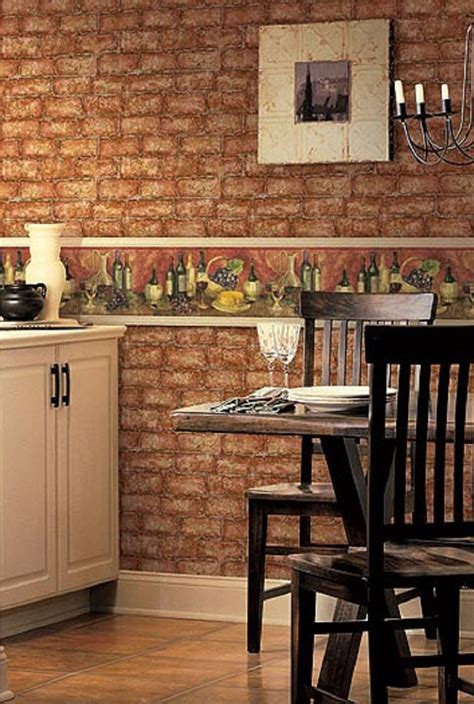 brick kitchen ideas top 10 wallpapers for your kitchen top inspired
