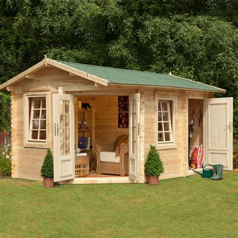 Garden Log Cabins by The Different Uses Of Log Cabinsemergent