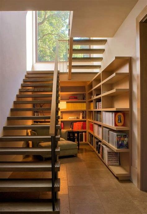 under stairs library design 16 awesome and creative ways to use the space your stairs