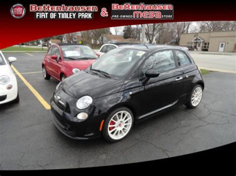 Purchase New Abarth New Manual 1 4l Cd Power Windows Am Fm