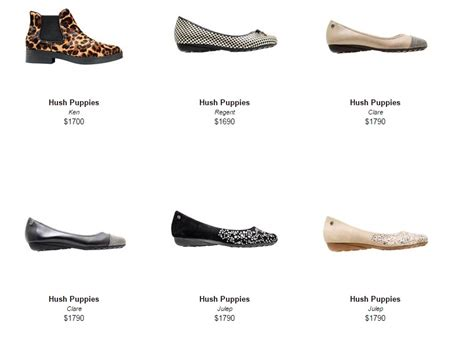 hush puppies zapatos de mujer  hojealo completo