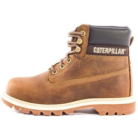 Boots Caterpilar caterpillar colorado womens boots in beige