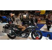 2015 Suzuki V Strom 650 XT ABS Gets Wire Spoked Wheels And
