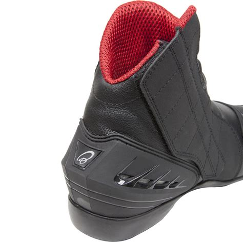 motorbike ankle boots black circuit motorcycle boots boots ghostbikes com
