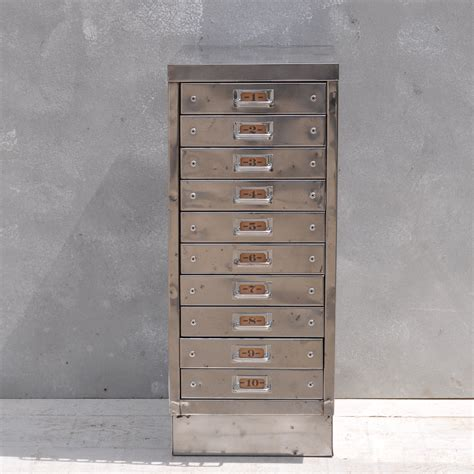 steel armoire vintage industrial steel filing cabinet 10 drawer home