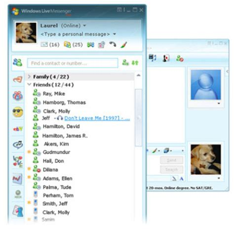 Windows Live Chat Rooms by Windows Live Messenger 2011 15 4 3002 810 Freeware
