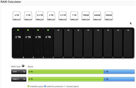 calculator raid hard drive maximum disk space dell poweredge 2900