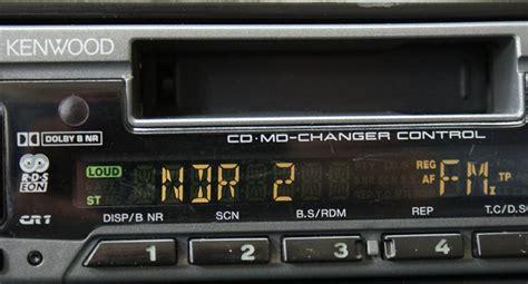 autoradio a cassette kenwood krc658 autoradio mit cassette
