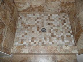 Seductive bathroom floor tile design from long square