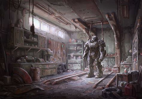 Fallout 4 gets glorious new E3 2015 screenshots and artwork   VG247
