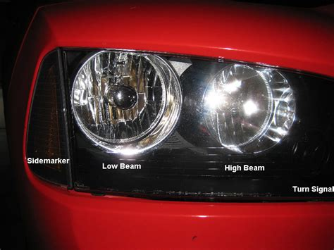 dodge charger headlight bulbs replacement guide 002