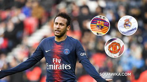 neymars  club  pros cons  man utd barcelona