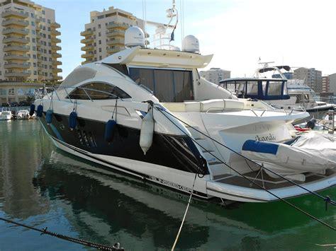 pier zero yachts s l 2008 sunseeker predator 62 canary islands spanien boats
