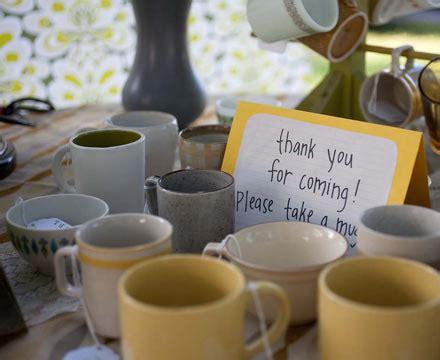 Coffee Mug Giveaways - love is brewing