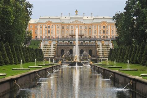 Beautiful Road by Peterhof Palace St Petersburg How To Plan Your Day
