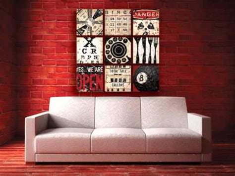 Home Decorators Collectors red wall decor home decorators collection red wall