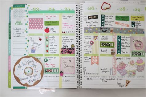 this is the day planner diary by erin rippy diy living with my erin condren life planner jaye rockett