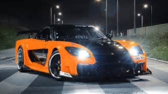 if tokyo drift had gopro footage this mazda rx 7 would