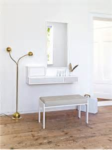 various style wall mounted dressing table designs for