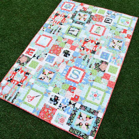Thread Quilts by Brewerinspires Home Piecing Quilting And Appliqu 233