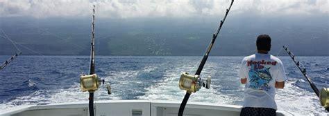 fishing charter boat hawaii deep sea sportfishing in kailua kona hawaii hooked up