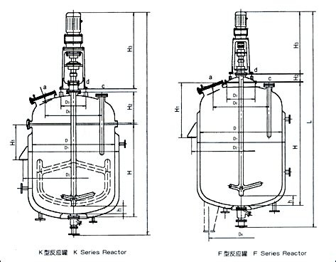 reactor pattern in c glass lined reactor china manufacturer chemical