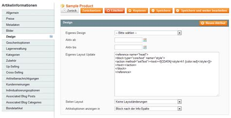 magento custom layout update for category magento layout update xml add js css style auf einer