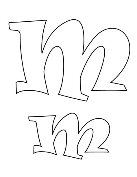 M M Coloring Page Coloring Home Mm Coloring Pages