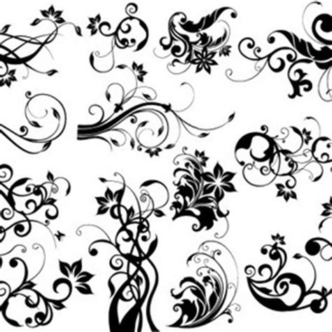 free design eps file download eps ai floral design elements vector freevectors net
