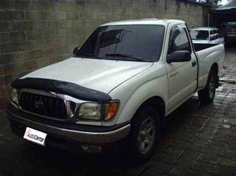 Toyota Tacoma Guatemala Carros Usados Guatemala Toyota Tacoma
