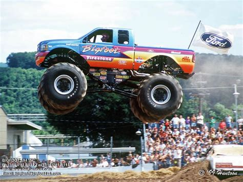 bigfoot 9 monster truck 76 best images about monster trucks on pinterest monster